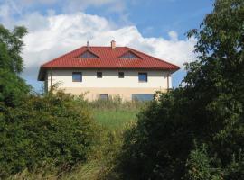 Penzion Bez Modrého Páva, Štramberk (Libhošť yakınında)