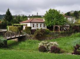 La Suite del Eume, Пуэнтедеуме (рядом с регионом Fragas do Eume)