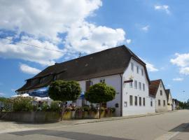 Gasthof zum Kreuz, Neuenburg am Rhein