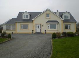 Clunelly House B&B, Мовилл (рядом с городом Carrowkeel)