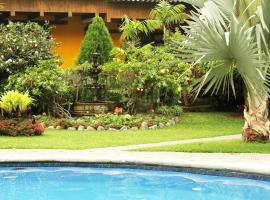 Hotel Cacique Inn, Panajachel (рядом с городом San Jorge La Laguna)