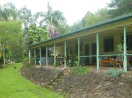 Croftons Retreat Nimbin, Nimbin