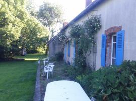La Maison du Griffon, Monétay-sur-Allier (рядом с городом Louchy-Montfand)