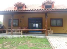 Estalagem do Paiol, Visconde De Maua (Barro Branco yakınında)