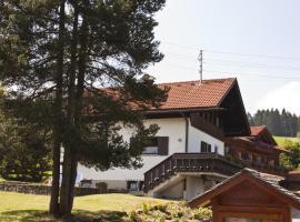 Sonnenhäusle, Immenstadt im Allgäu (Zaumberg yakınında)