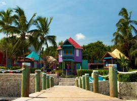 Compass Point Beach Resort, Nassau (Gambier Village yakınında)