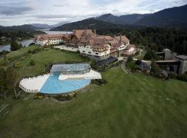 Llao Llao Hotel & Resort, Golf-Spa