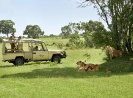 Fairmont Mara Safari Club, Aitong