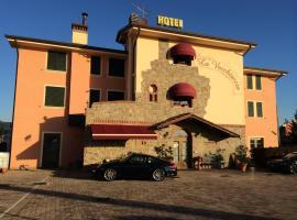 Hotel La Vecchiaccia, Altopascio (Berdekatan Chiesina Uzzanese)