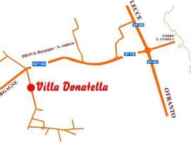 Villa Donatella, Sant'Andrea
