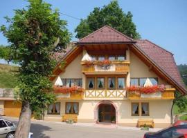 Landgasthof Adler Pelzmühle, Biederbach Baden-Württemberg