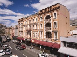 Hadley's Orient Hotel, Hobart