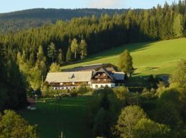 Familienhotel und Reiterparadies Ponyhof, Ratten (Sankt Kathrein am Hauenstein yakınında)