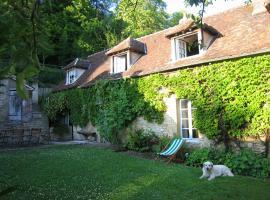Ravissante Maison au coeur du Vexin Normand, Écos (рядом с городом Bus-Saint-Rémy)