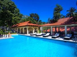 Auberge Villa Cana 3 Star Hotel Cap Haïtien