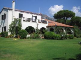 Luxury Pool Villa, Santa Margherita di Pula (Is Morus yakınında)