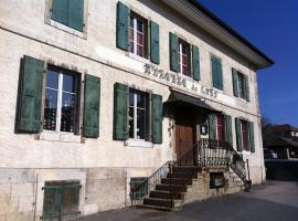 Chambres d'hôtes Chez Epicure, Ballaigues