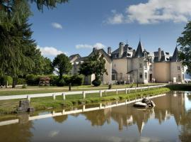 Le Château D'orfeuillette, La Garde (рядом с городом Loubaresse)