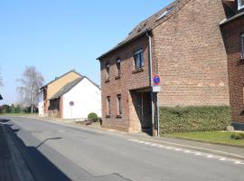 Ferienwohnung im Grünen, Bedburg (Grottenherten yakınında)