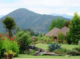 Mapuyampay Lodge Gastronómico, Morza (La Laguna yakınında)