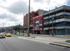 Davila Mini Apartments, Quito (Hacienda El Colegio yakınında)
