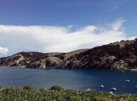 Willka Kuti Hostal - Lado Norte Isla del Sol, Comunidad Challapampa