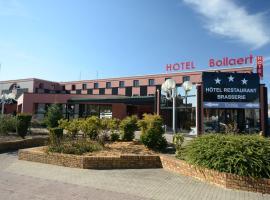 Hotel Bollaert, Ланс (рядом с городом Loos-en-Gohelle)