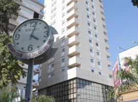 Hotel Carlos V Santiago del Estero, Santiago del Estero (La Banda yakınında)