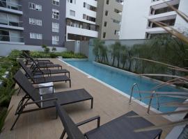 Urbano Apartments Miraflores Pardo, Lima