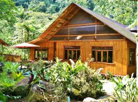 Mindo Garden, Mindo (Nanegalito yakınında)