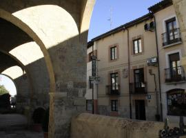 Hostal La Corte, Carrión de los Condes (рядом с городом Villalcázar de Sirga)