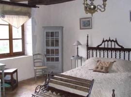 Gîte de charme La Forge, Preuilly-sur-Claise (рядом с городом La Celle-Guénand)