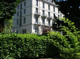 Hôtel Le Majestic by Popinns, Баньер-де-Люшон