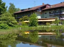Thermenhotel Ströbinger Hof, Bad Endorf (Untershofen yakınında)