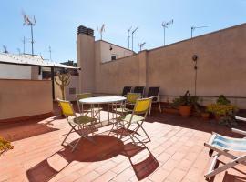 Apartment Roser, Барселона (рядом с городом Montjuich)