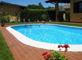 Villa Raffaello, Agrate Conturbia (Veruno yakınında)