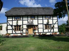 The Cobblers Bed and Breakfast, Bishampton (рядом с городом Inkberrow)