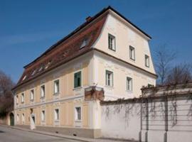 Hotel Garni Zum Alten Gerberhaus, Pöllau (Pöllauberg yakınında)