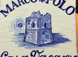 Marco Polo Casa Vacanze, Pollina (Finale yakınında)