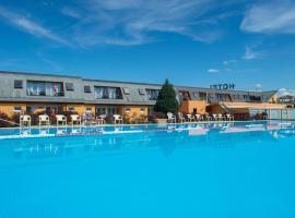 Hotel Lacotel, Avenches (Salavaux yakınında)