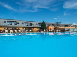 Hotel Lacotel, Avenches (Faoug yakınında)