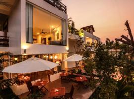 Chez Moi Suite & Spa, Сием Реап