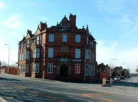 Coaching Inn Hotel, Wigan (рядом с городом Ince-in-Makerfield)