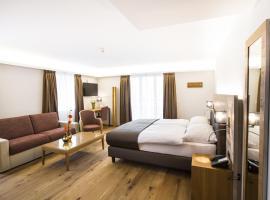 Romantik Hotel le Vignier, Avry devant Pont