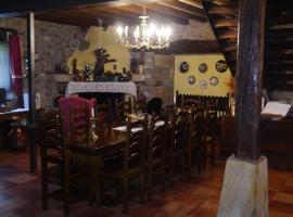 Casa Rural Garro, Guerricaiz (Guerrica yakınında)