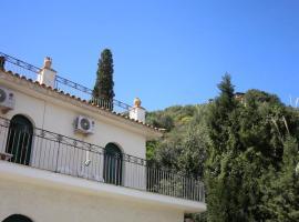 Villa Moschella, Taormina