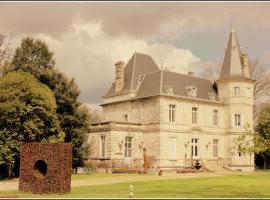 Château de Lagravade, Layrac (рядом с городом Lafox)