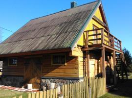 Kollamaa Holiday House, Häädemeeste (Nepste yakınında)