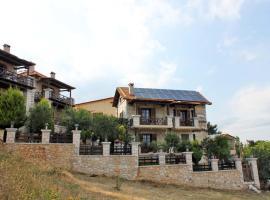 Abelos Stone Houses, Áyios Ioánnis (рядом с городом Orini Meligou)