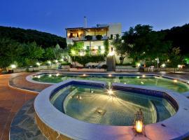 Villa Paradise, Панормос Скопелос (рядом с городом Ditropo)